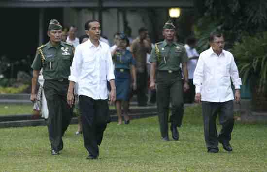 Jokowi-JK Kabinet