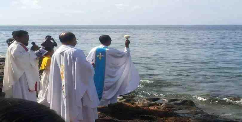 berkat laut